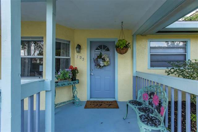 125 Crystal Beach Avenue, Crystal Beach, FL 34681 (MLS #U8103434) :: Bridge Realty Group