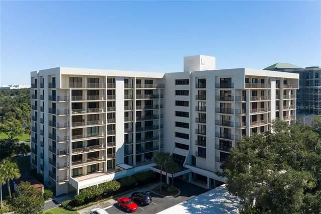 150 Belleview Boulevard #203, Belleair, FL 33756 (MLS #U8103449) :: Burwell Real Estate