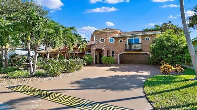 863 3RD Avenue S, Tierra Verde, FL 33715 (MLS #U8103594) :: Lockhart & Walseth Team, Realtors