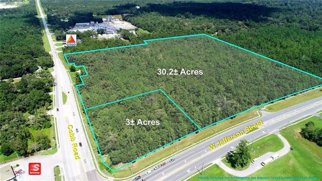 Sr 50 & Cobb Road Street, Brooksville, FL 34601 (MLS #U8103653) :: The Lersch Group