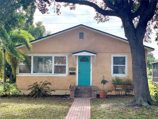 4646 13TH Avenue N, St Petersburg, FL 33713 (MLS #U8104234) :: KELLER WILLIAMS ELITE PARTNERS IV REALTY