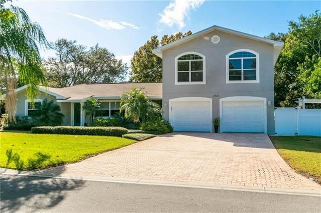 355 Foster Lane, Belleair, FL 33756 (MLS #U8104457) :: Burwell Real Estate