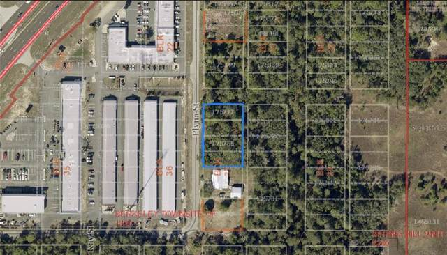 0 Plyna Street, Spring Hill, FL 34606 (MLS #U8104708) :: The Lersch Group