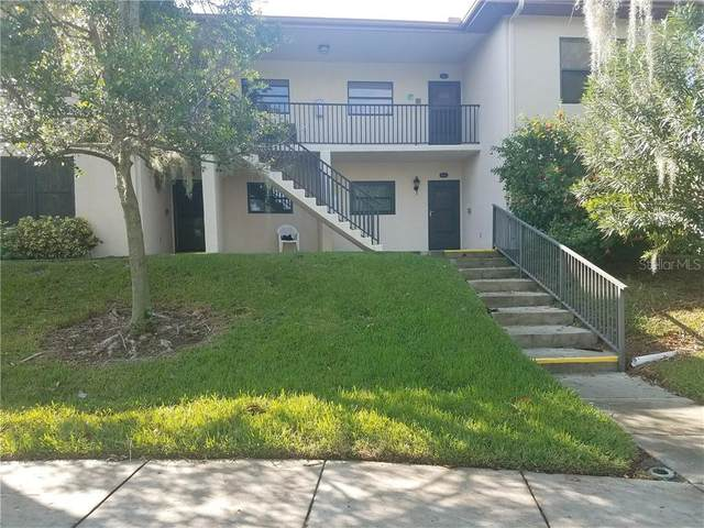 1605 Seascape Circle #105, Tarpon Springs, FL 34689 (MLS #U8104736) :: Zarghami Group