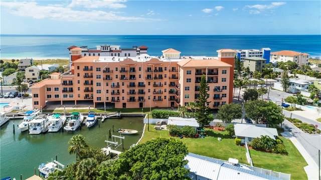 13235 Gulf Boulevard #201, Madeira Beach, FL 33708 (MLS #U8104755) :: Lockhart & Walseth Team, Realtors