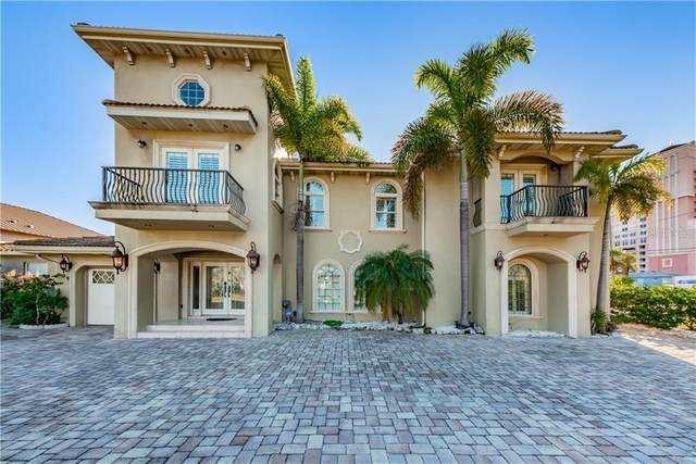 109 Devon Drive, Clearwater Beach, FL 33767 (MLS #U8104988) :: Burwell Real Estate