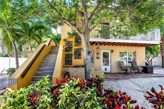 130 51ST Avenue W, St Pete Beach, FL 33706 (MLS #U8105026) :: Lockhart & Walseth Team, Realtors
