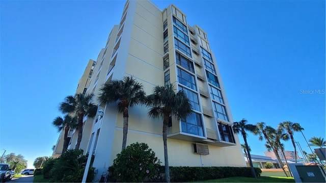 800 S Gulfview Boulevard #505, Clearwater, FL 33767 (MLS #U8105038) :: The Brenda Wade Team
