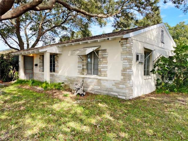 1101 Tyrone Boulevard N, St Petersburg, FL 33710 (MLS #U8105041) :: KELLER WILLIAMS ELITE PARTNERS IV REALTY