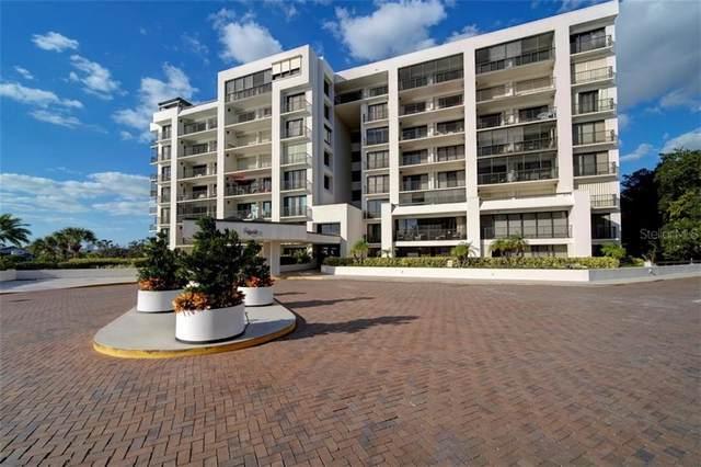 8 Belleview Boulevard #403, Belleair, FL 33756 (MLS #U8105043) :: Delta Realty, Int'l.