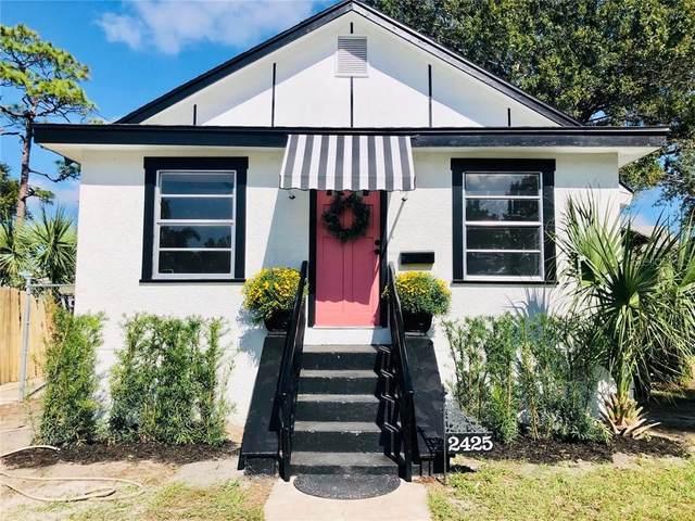 2425 Dartmouth Avenue N, St Petersburg, FL 33713 (MLS #U8105051) :: Carmena and Associates Realty Group