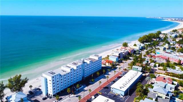 8470 W Gulf Boulevard #507, Treasure Island, FL 33706 (MLS #U8105151) :: Lockhart & Walseth Team, Realtors