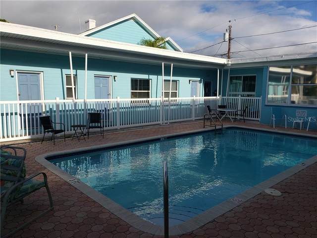 13343 Gulf Boulevard A-2, Madeira Beach, FL 33708 (MLS #U8105161) :: Heckler Realty