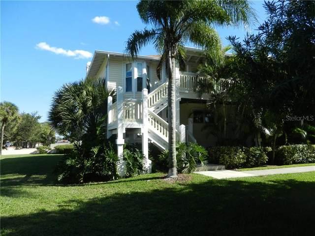 10399 Paradise Boulevard #106, Treasure Island, FL 33706 (MLS #U8105194) :: SMART Luxury Group