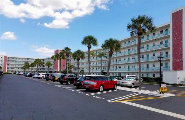 5575 Gulf Boulevard #334, St Pete Beach, FL 33706 (MLS #U8105198) :: Team Buky