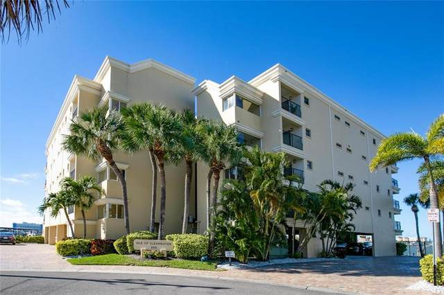 200 Dolphin Point #301, Clearwater, FL 33767 (MLS #U8105224) :: Sarasota Home Specialists