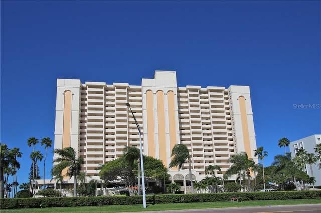 1270 Gulf Boulevard #406, Clearwater, FL 33767 (MLS #U8105225) :: Lockhart & Walseth Team, Realtors