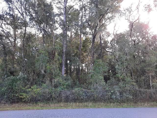 0 Malvern St Street, Brooksville, FL 34601 (MLS #U8105315) :: Baird Realty Group