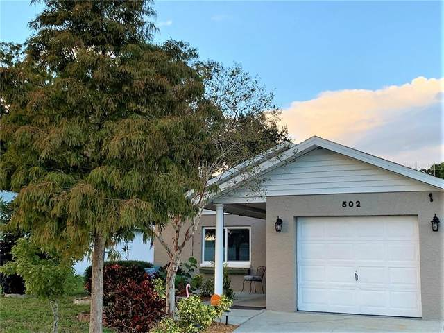 502 8TH Avenue SW, Largo, FL 33770 (MLS #U8105323) :: Florida Real Estate Sellers at Keller Williams Realty