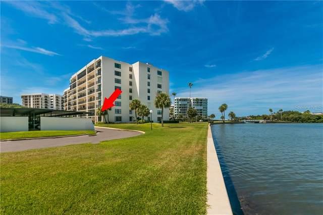 100 Oakmont Lane #209, Belleair, FL 33756 (MLS #U8105330) :: Zarghami Group