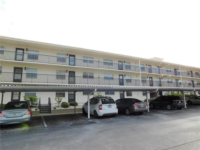 1375 Doolittle Lane #104, Dunedin, FL 34698 (MLS #U8105379) :: SMART Luxury Group