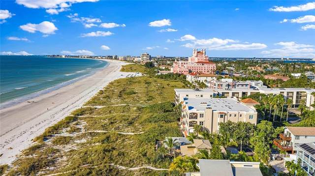 3110 1ST Street W #101, St Pete Beach, FL 33706 (MLS #U8105388) :: SMART Luxury Group