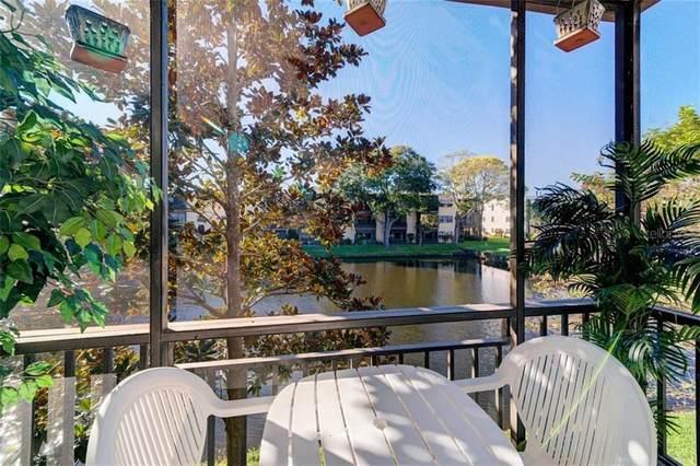 7941 58TH Avenue N #208, St Petersburg, FL 33709 (MLS #U8105437) :: Keller Williams Realty Peace River Partners