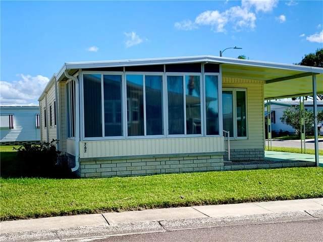 1100 Belcher Road S #767, Largo, FL 33771 (MLS #U8105486) :: Griffin Group