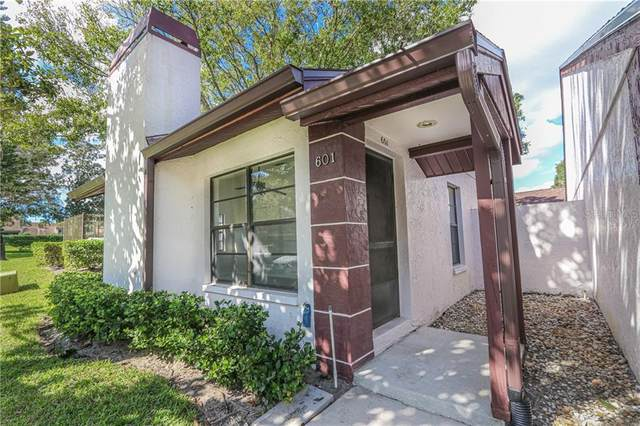 3555 Magnolia Ridge Circle #601, Palm Harbor, FL 34684 (MLS #U8105487) :: Frankenstein Home Team