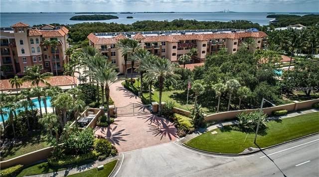 1695 Pinellas Bayway S C2, Tierra Verde, FL 33715 (MLS #U8105492) :: Lockhart & Walseth Team, Realtors