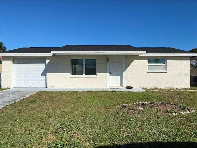 7211 Castanea Drive, Port Richey, FL 34668 (MLS #U8105594) :: KELLER WILLIAMS ELITE PARTNERS IV REALTY