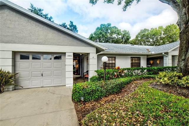 1546 Rebecca Lane #405, Dunedin, FL 34698 (MLS #U8105606) :: RE/MAX Marketing Specialists