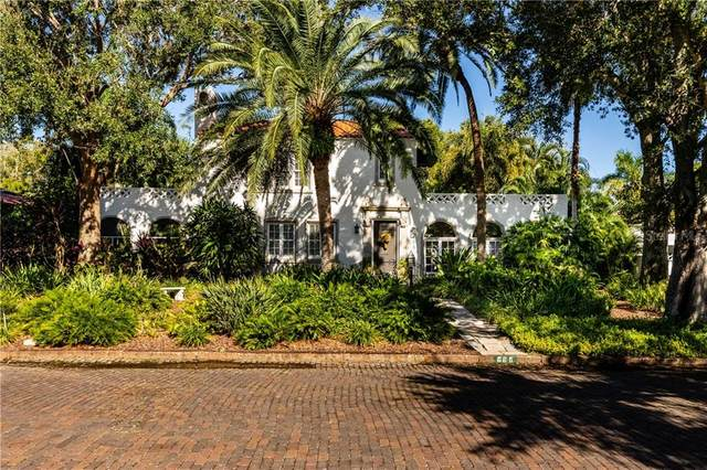 665 14TH Avenue NE, St Petersburg, FL 33701 (MLS #U8105656) :: Heckler Realty