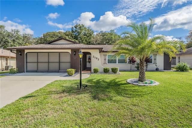 2192 Meredith Drive, Spring Hill, FL 34608 (MLS #U8105659) :: Premier Home Experts