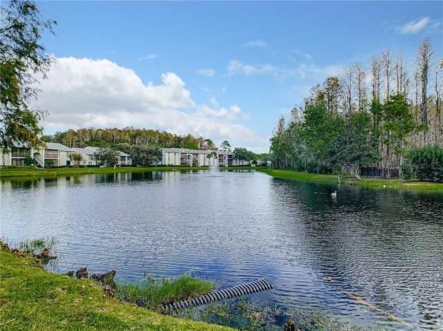 1308 Pine Ridge Circle E A3, Tarpon Springs, FL 34688 (MLS #U8105660) :: Griffin Group