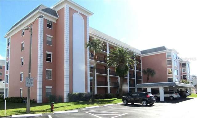 6960 20TH Avenue N #206, St Petersburg, FL 33710 (MLS #U8105678) :: CENTURY 21 OneBlue