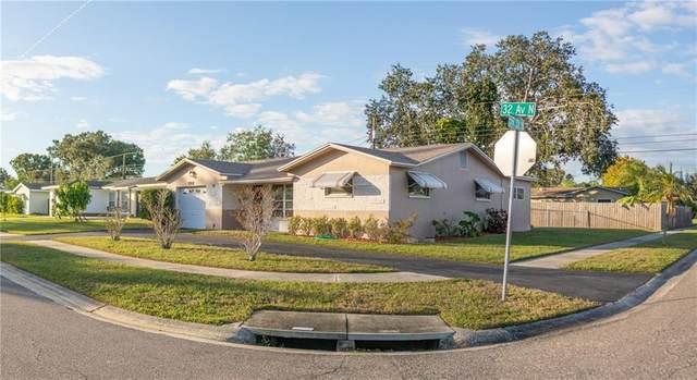 5901 32ND Avenue N, St Petersburg, FL 33710 (MLS #U8105730) :: Griffin Group