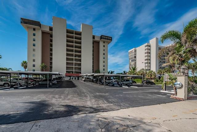 15400 Gulf Boulevard #205, Madeira Beach, FL 33708 (MLS #U8105732) :: Keller Williams Realty Peace River Partners