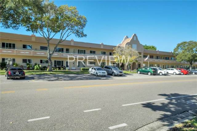 2200 World Parkway Boulevard #34, Clearwater, FL 33763 (MLS #U8105765) :: Rabell Realty Group
