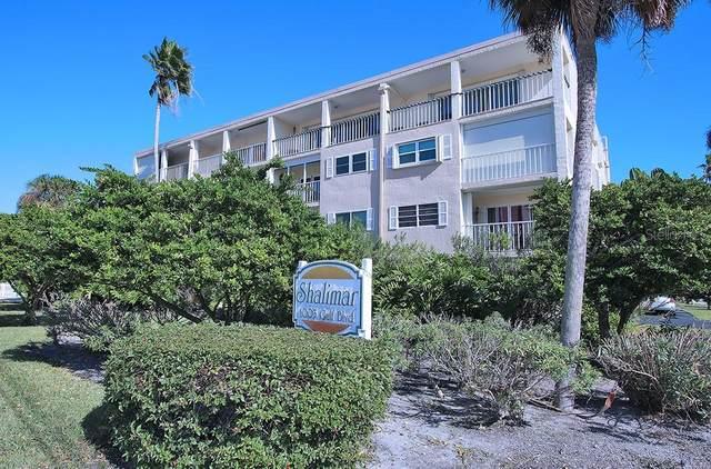 1005 Gulf Boulevard #201, Indian Rocks Beach, FL 33785 (MLS #U8105843) :: Lockhart & Walseth Team, Realtors