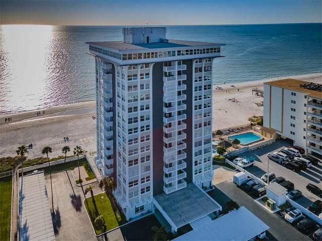17408 Gulf Boulevard #602, Redington Shores, FL 33708 (MLS #U8105854) :: Homepride Realty Services