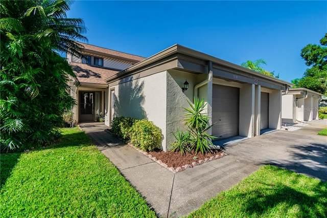 1203 Palm Drive #1203, Tarpon Springs, FL 34689 (MLS #U8105876) :: Team Buky