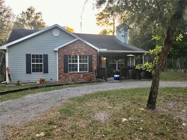 12401 Choctaw Trail, Hudson, FL 34669 (MLS #U8105880) :: Griffin Group