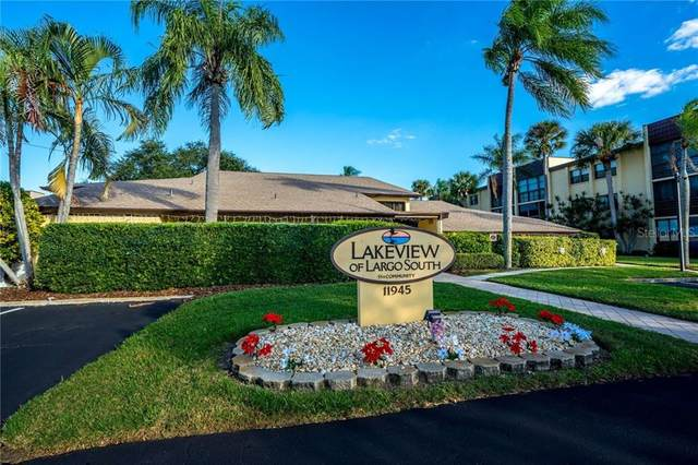 11945 143RD Street #7208, Largo, FL 33774 (MLS #U8105905) :: The Kardosh Team