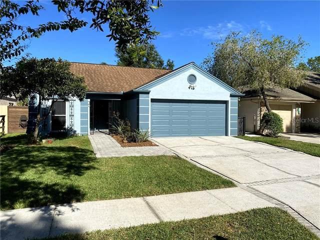 5051 Cypress Trace Drive, Tampa, FL 33624 (MLS #U8105910) :: Team Bohannon Keller Williams, Tampa Properties