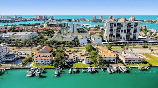 311 Island Way #202, Clearwater Beach, FL 33767 (MLS #U8105920) :: Burwell Real Estate