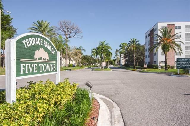 5660 80TH Street N C101, St Petersburg, FL 33709 (MLS #U8105935) :: Lockhart & Walseth Team, Realtors