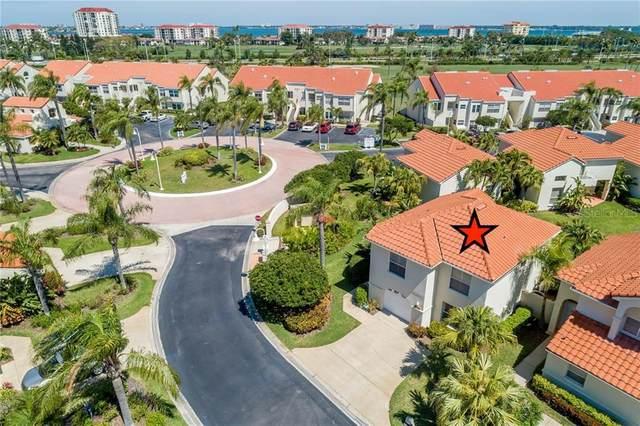 6113 Mirada Circle #7, St Petersburg, FL 33715 (MLS #U8105968) :: Lockhart & Walseth Team, Realtors