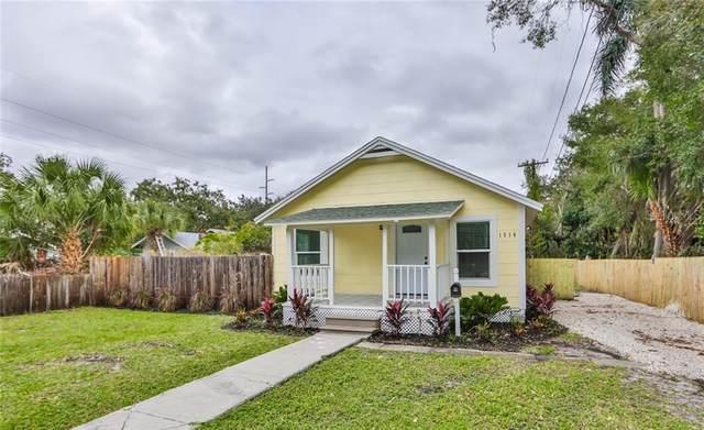 1314 7TH Street S, St Petersburg, FL 33701 (MLS #U8105973) :: Delta Realty, Int'l.
