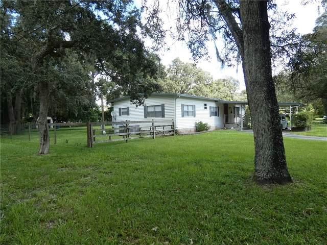 15383 County Line Road, Brooksville, FL 34604 (MLS #U8105993) :: Realty One Group Skyline / The Rose Team